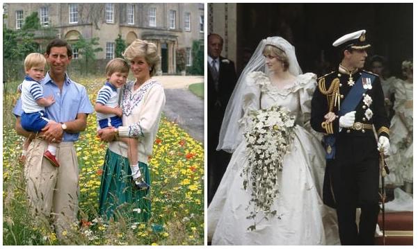 查尔斯王子宁受责备始终心系卡米拉,不爱美丽单纯的戴安娜王妃
