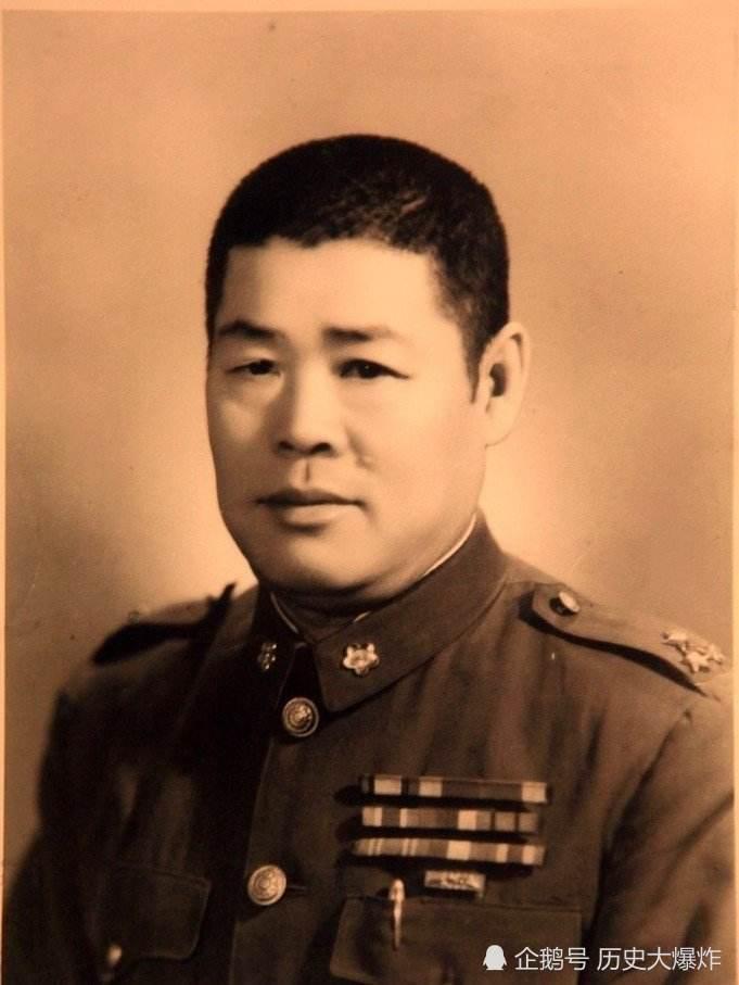 他是西北军十三太保之一,台儿庄一战成名,后在台湾靠卖面为生