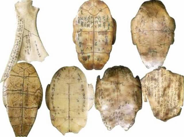 中国最早的文字真是甲骨文吗?那么,商朝以前的故事是怎么记录的