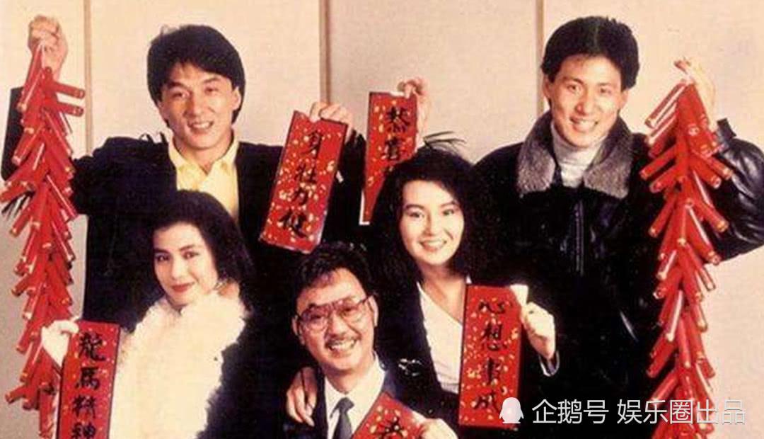 成龙电影中五种爱情,忘年之恋给了王祖贤,张曼玉幸运合作两次!