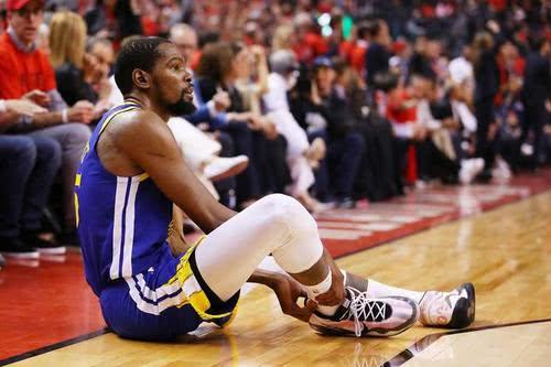 杜兰特跟腱断裂之后,他的一项技术会大受影响,绝招恐怕就没了!