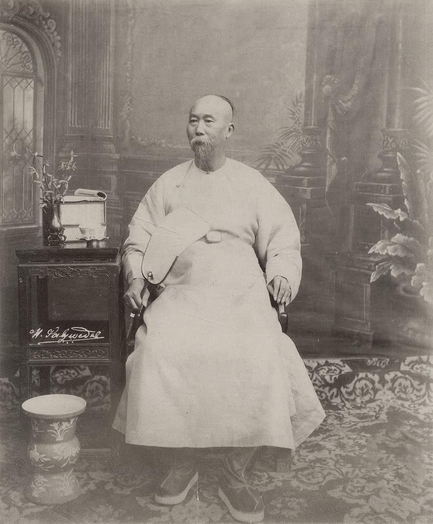《马关条约》签订时,李鸿章说了一番狠话警告伊藤博文,如今字字应验