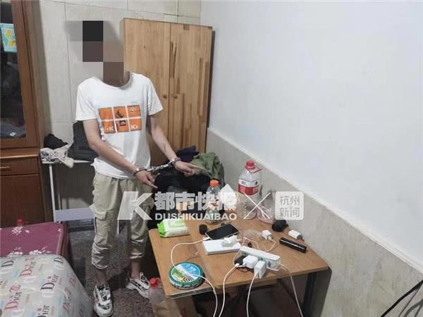 90后小伙2个月换了4份工作,被抓时在东阳横店做群众演员