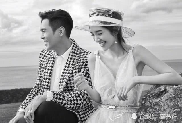 张若昀婚后首个生日,唐艺昕帮其庆生,幸福得模糊