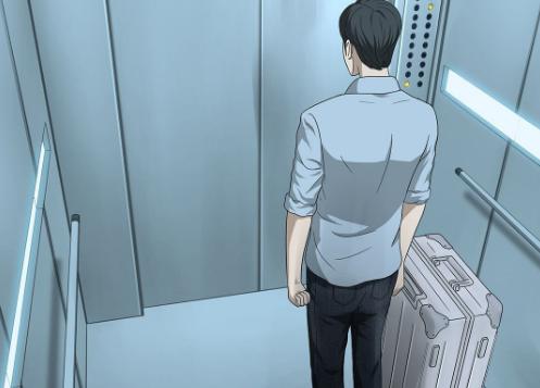 這個世界有毒之《電梯》