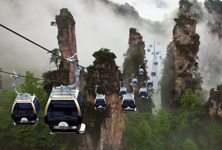 """中国有名景区,被韩国游客""""占领"""",称这是他们祖先的发源地"""