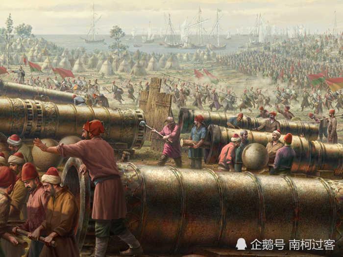 欧洲提高火炮机动性的大胆尝试-古斯塔夫皮制野战火炮