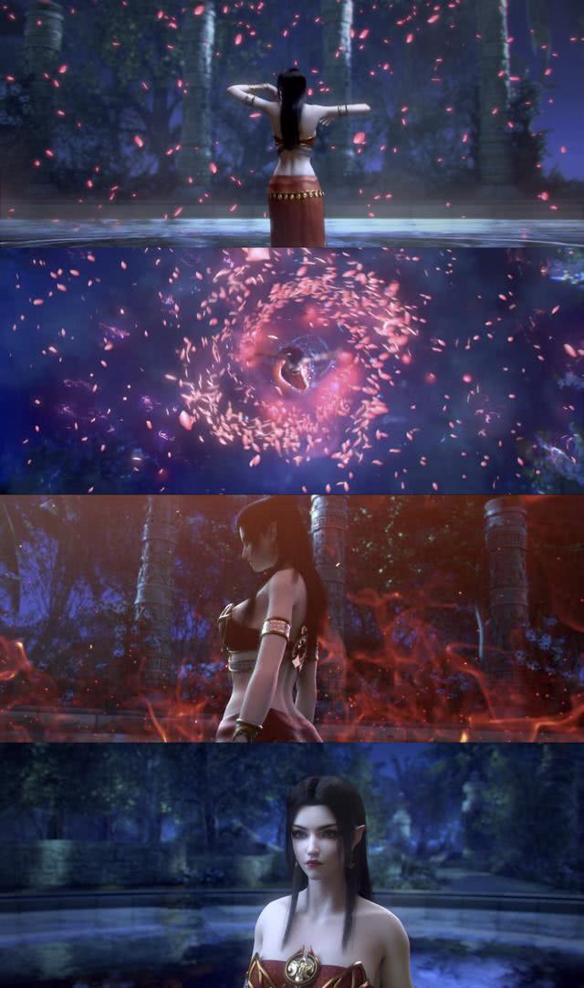 斗破苍穹3:美杜莎的冷艳绝美,云韵的淡雅如云,萧炎该怎么选?