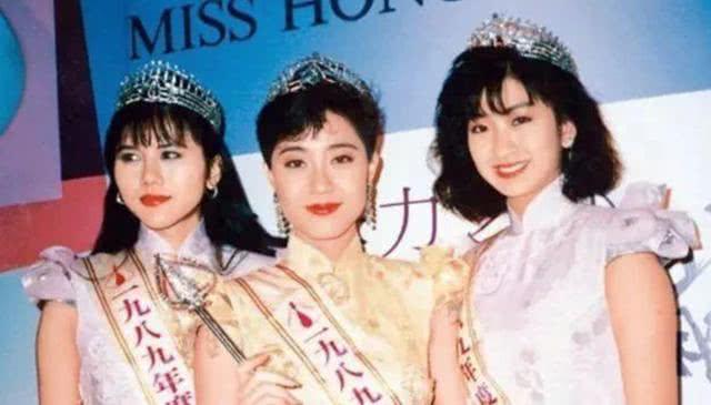 52岁港姐朱洁仪经商作画发展有声有色,与同届冠军陈法蓉同未婚
