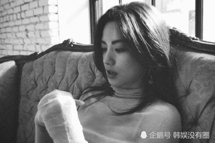 """""""前世界第一美""""NANA 林珍娜""""谜尚画报拍摄花絮""""成为话题"""