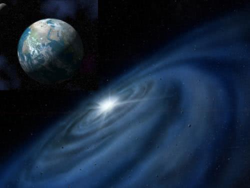 新视野号发现巨型生物,宇宙中真的存在比人类大1亿倍的生物?