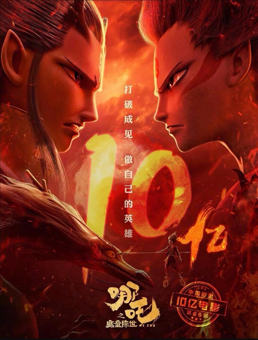 5天打破国产动画票房纪录,《哪吒》导演饺子:好故事是逼出来的