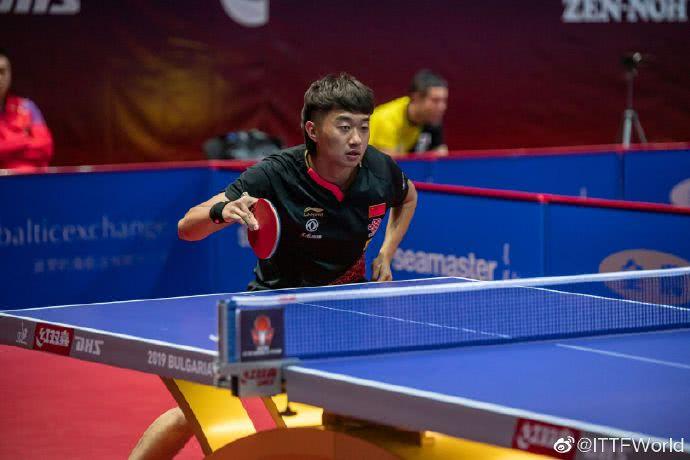 国乒独苗豪取7连胜,淘汰最强黑马进决赛,将对决张本智和争冠