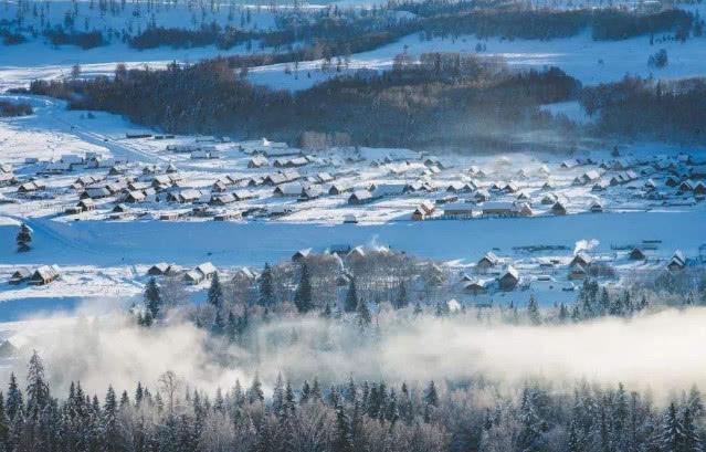 全球最冷的村落,气温零下67度寸草不生,人均寿命却达100岁