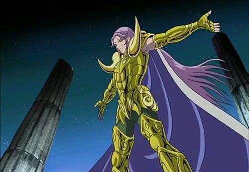 《圣斗士星矢》冥王篇中黄金圣斗士为什么不让五小强参加圣战