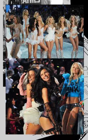 内衣界春晚停办众神时代不再,Rosie在线营业最时髦对镜自拍