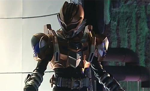 《铠甲勇士》战斗力最低的铠甲,地虎最弱,修罗特性让人哭笑不得