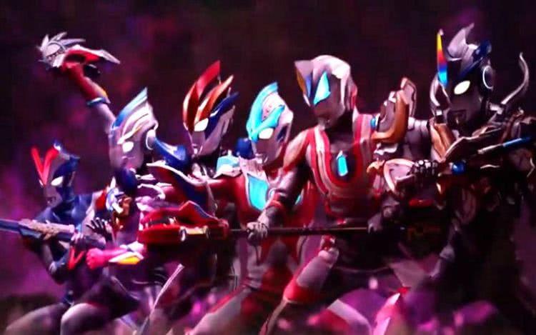 《银河奥特曼格斗》:黑暗军团对战新生代7奥,贝利亚为何缺席