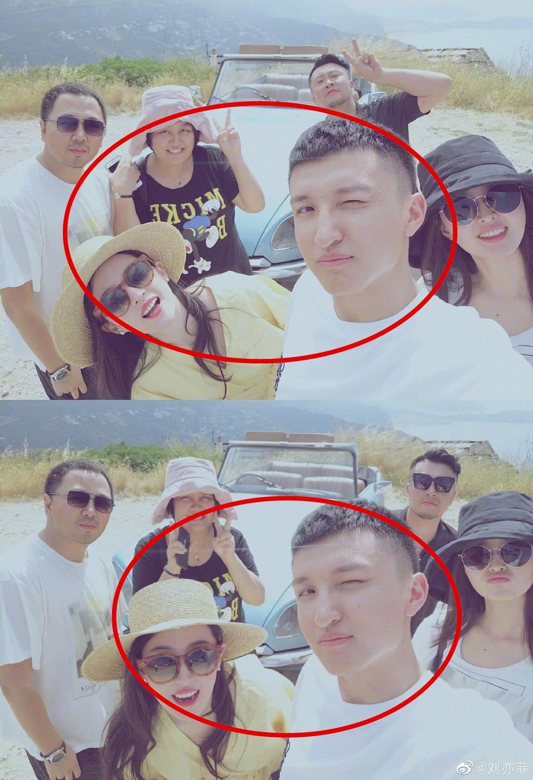 刘亦菲疑似谈恋爱,和摄影师撒糖被掌握证据,网友:谈恋爱正常