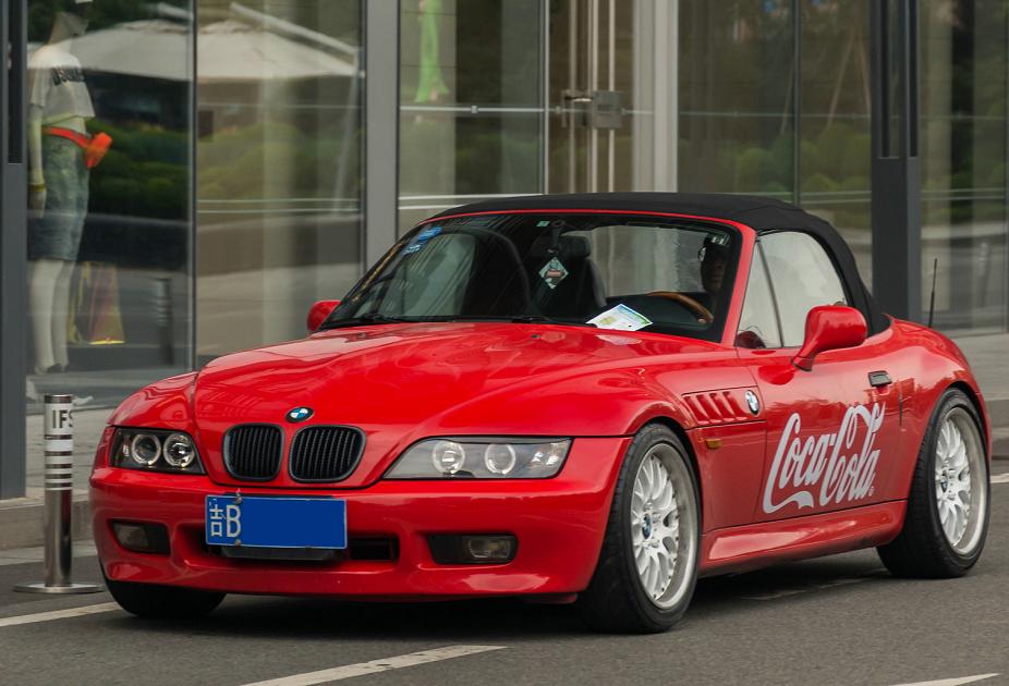 当年最畅销的宝马跑车,7年卖了30万辆,如今比法拉利还稀有!