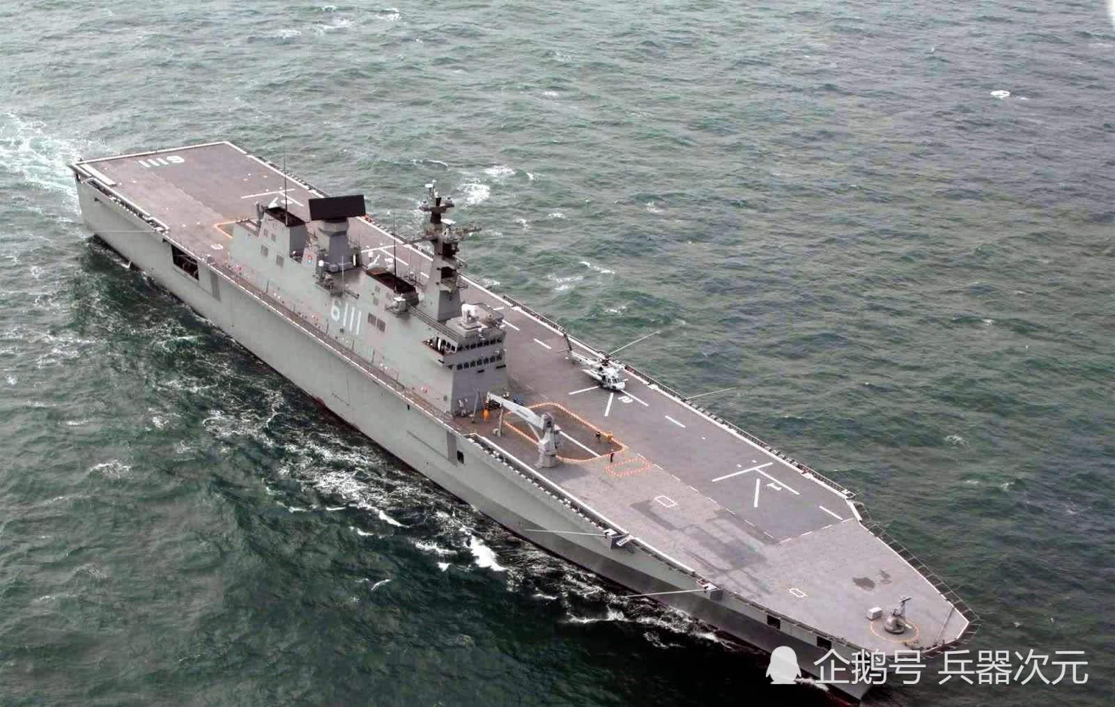 亚洲小国要造航母,排水量仅为辽宁号一半,战斗力却毫不逊色