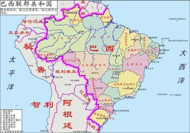 <b>巴西与中国都是大国,为何现在巴西落后了?原因并不是美国</b>