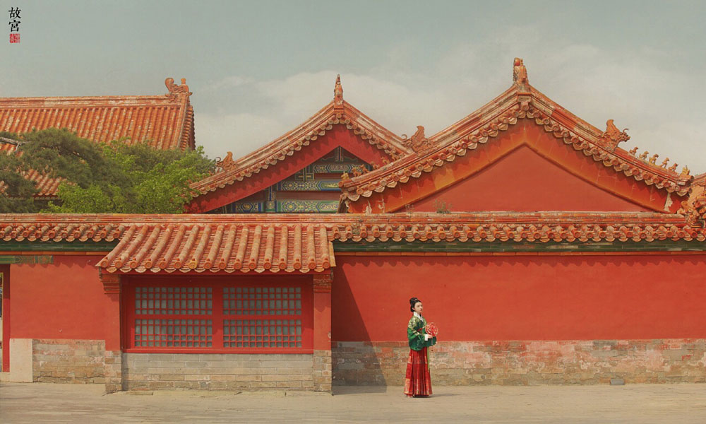 故宫的特殊操作:做首饰、卖口红,竟然还开起了火锅店!