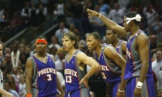 NBA进攻6大无解阵容:太阳快打旋风垫底,榜首简直是在开挂
