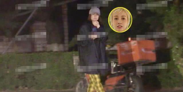 吴昕被曝与小3岁郑凯同居,男方是名十八线小演员,却开百万豪车