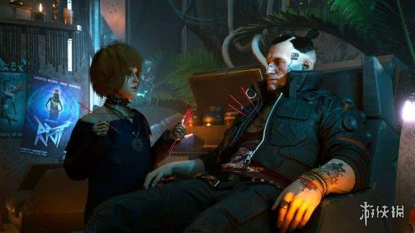 《赛博朋克2077》好伙伴Jackie介绍:甘为玩家献身!