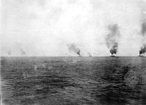 清朝末年北洋舰队实力如何,超乎你的想象