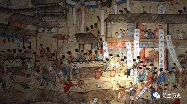 艺术品中的历史:《南都繁会景物图》与明朝时期的大都会生活