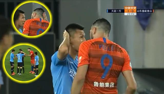 球品顶呱呱!客场战一方,鲁能外援佩莱的意外举动让人竖起大拇指