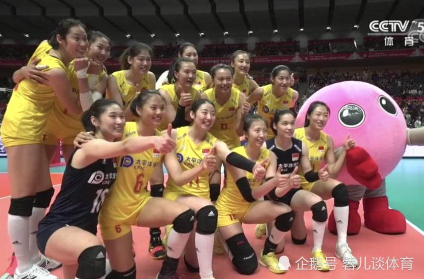 女排世界杯:美国与中国派出的详细首发阵容!中国女排的下轮预告