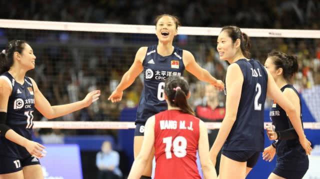 朱婷爆发!中国女排3-1德国迎两连胜,决战土耳其争夺奥运资格