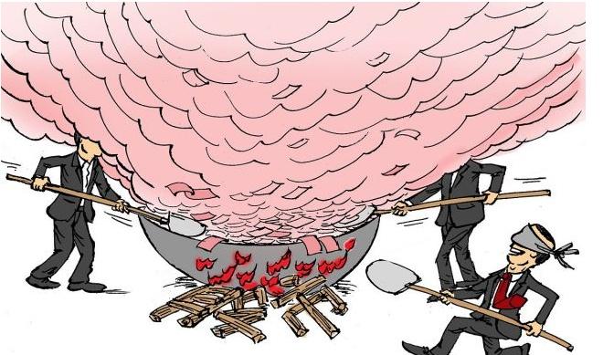 中国股市:主力拉涨停的套路,散户知多少?一文读懂其中的奥秘!