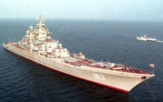 """北约派战机监控俄""""彼得大帝""""号海试不幸失事,反被俄打捞和搜救"""