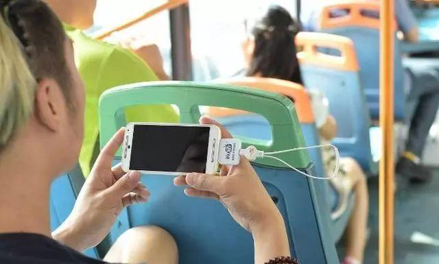 新型公交车惊现徐州街头!USB充电接口、软座……就