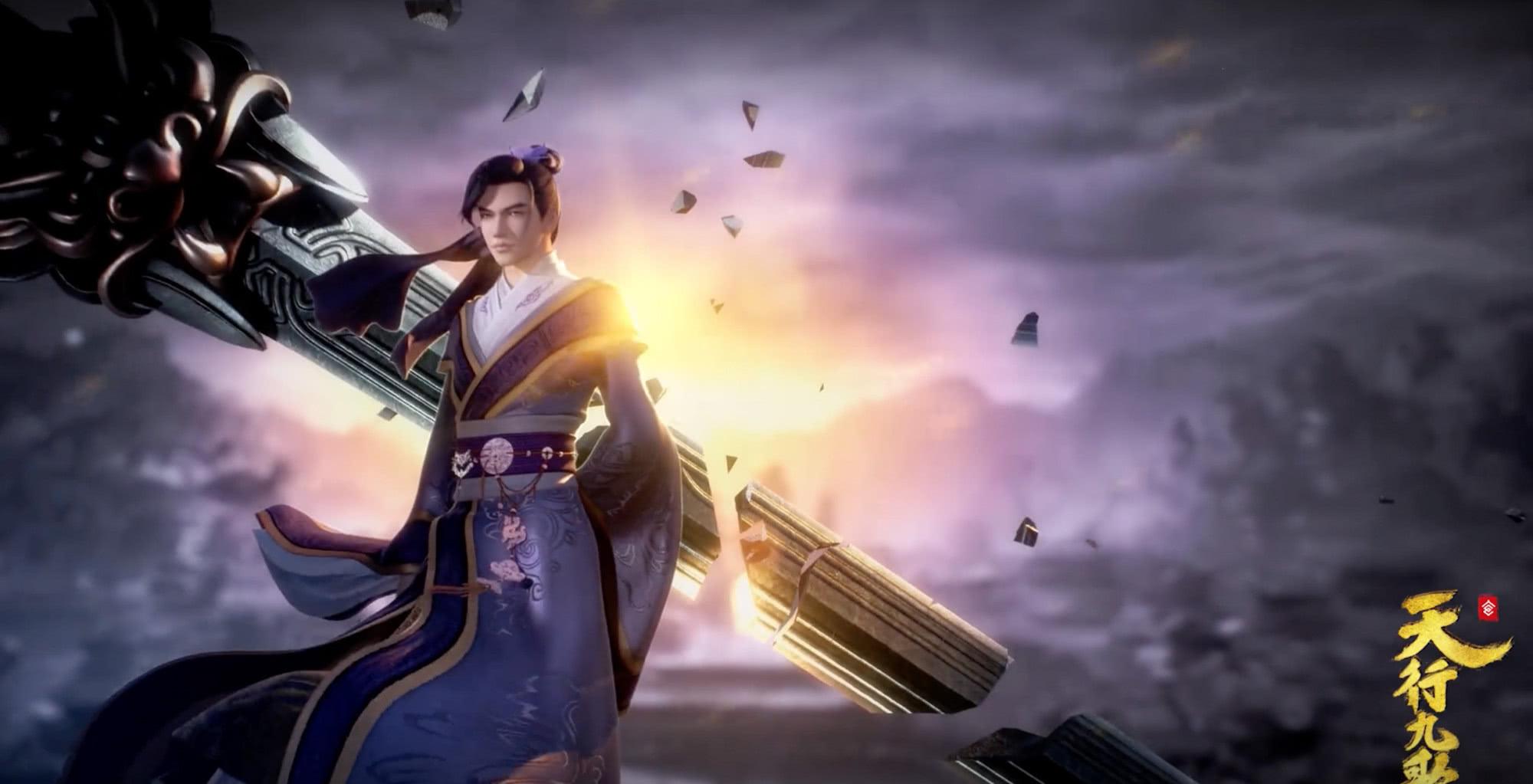 天行九歌官方情报:手持逆鳞剑的韩非,实力比卫庄还要强大