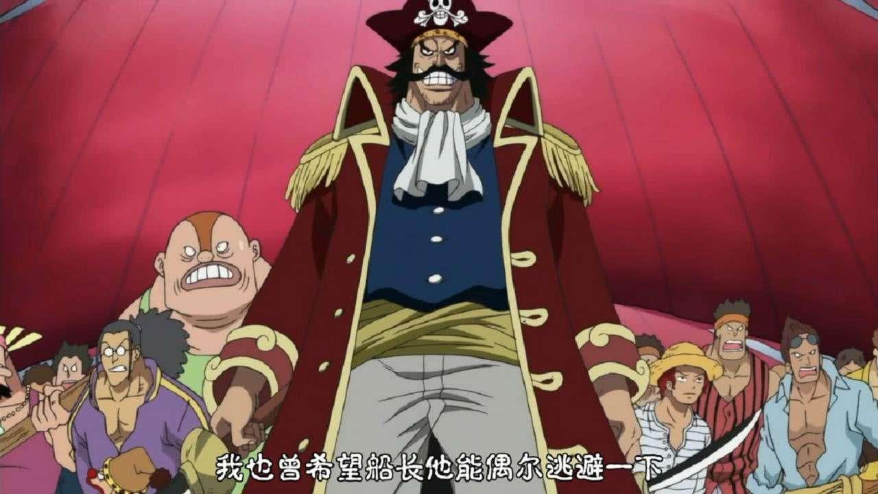 《海贼王》六位已登场的罗杰船员的实力排名,雷利只能排第三!