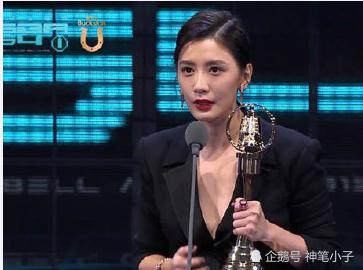 台湾金钟奖 贾静雯从影30年首封后