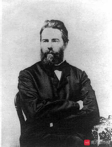 纪念《白鲸》作者麦尔维尔200周年诞辰,未刊作品国内首次出版