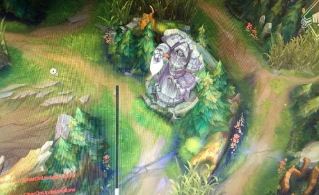 LOL召唤师峡谷变天了!两张偷拍图信息量太大,野区公共泉水