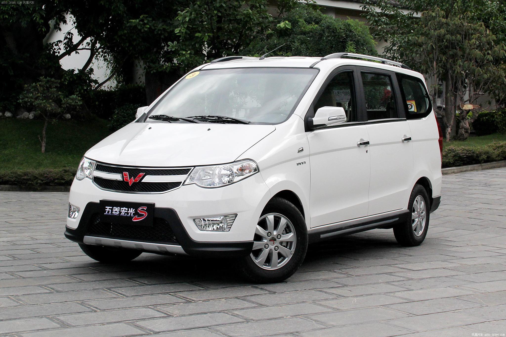 五菱宏光新款车型来了,前脸酷似路虎揽胜,搭载1.5T引擎