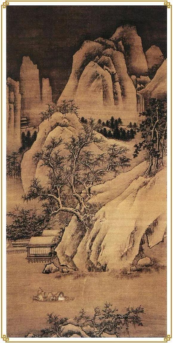 国学|住在山里的人——王维与山水画