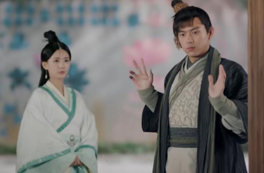 李现带不动了《剑王朝》收视不如《庆余年》,人气被张若昀反超