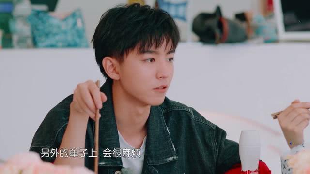 <b>中餐厅:黄晓明拒绝这个提议,让王俊凯提出的解决办法都浪费了</b>