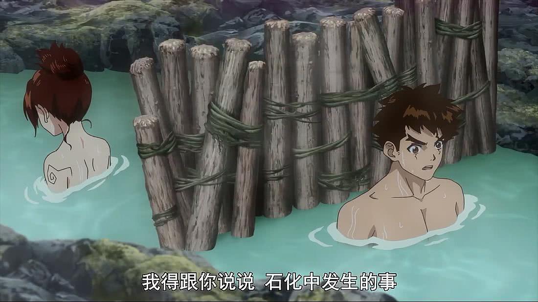 石纪元:千空做出了一个错误的选择,被狮子王司发现将其消灭