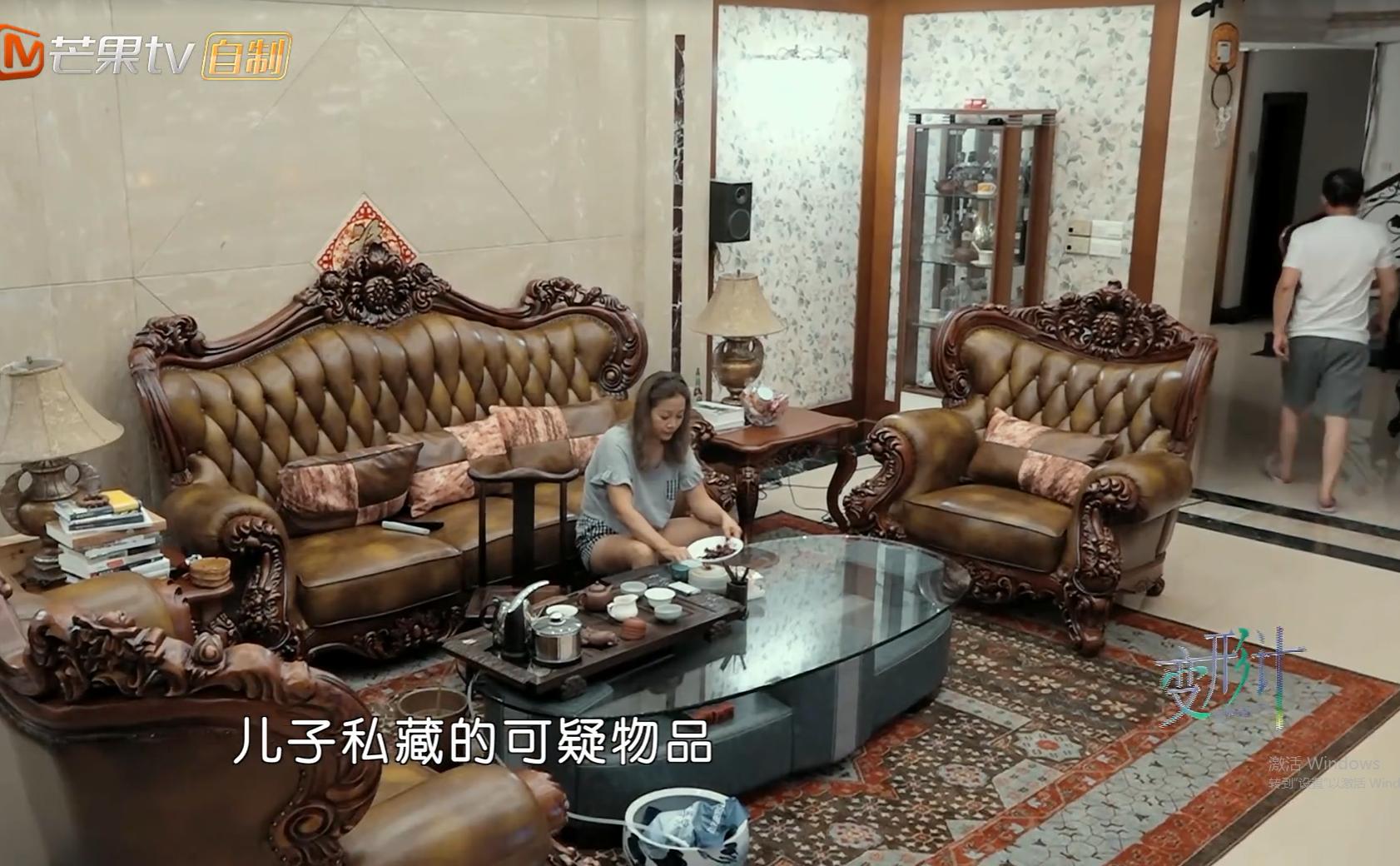 《变形计》富豪爸偷查儿子房间,看清他在卧室藏的东西,当场气炸