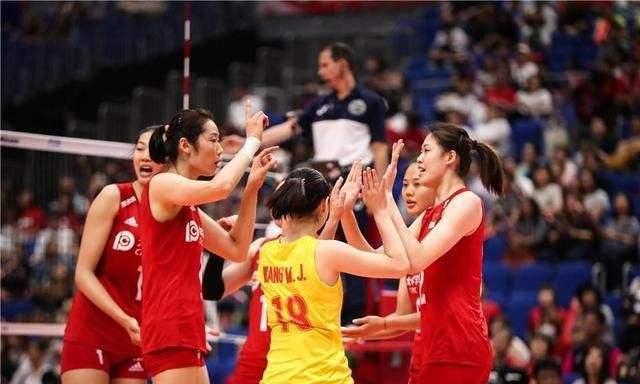 女排世界杯一个争议!中国女排五连胜,居然没有一人被入选最佳!